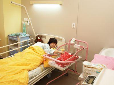 Rodičky v Nemocnici Šternberk si mohou nově vybírat stravu z několika jídelníčků