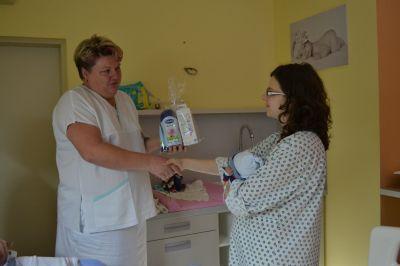 V Nemocnici Šternberk se v loňském roce narodilo přes tisíc dětí