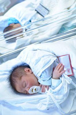 Celkem 507 dětí se v prvním pololetí letošního roku narodilo v Nemocnici Šternberk