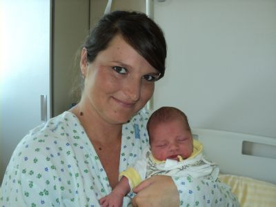Porodnice Nemocnice Šternberk má na kontě 500 narozených dětí