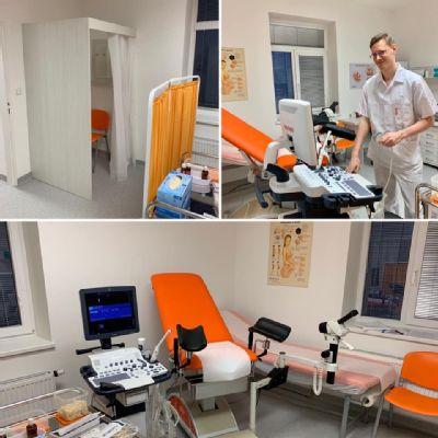 Gynekologická ambulance v Litovli rozšiřuje provoz