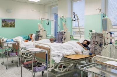 Nemocnice Šternberk poskytuje pacientům dialýzu už celou dekádu