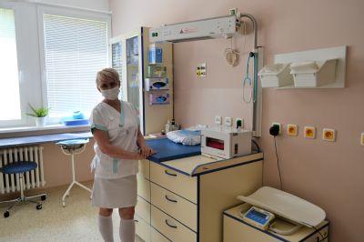 Měsíc lásky přináší v porodnici Nemocnice Šternberk babyboom