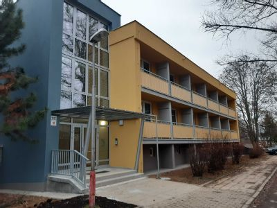 Nemocnice AGEL Šternberk zrekonstruovala Domov sester