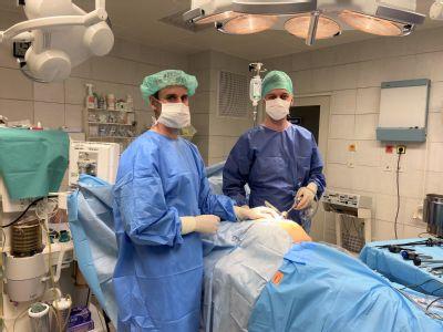 Chirurgicko-traumatologické oddělení Nemocnice AGEL Šternberk obnovuje plánovanou operativu a chystá novinky pro své pacienty
